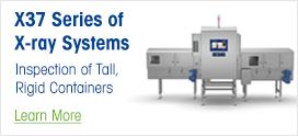 X37 Series X-ray Inspection Systems