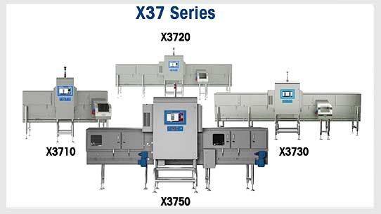 The X3750 Performs Complete Glass-In-Glass Contamination Detection and Product Integrity Checks