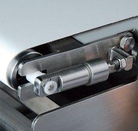 梅特勒-托利多传送系统金属检测机