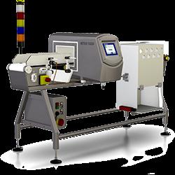 Detector de metales de sistema de cinta transportadora Safeline