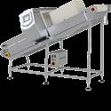 Sistemas de detección de metales con cinta transportadora a la medida del usuario
