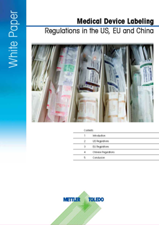 Medical Device Labeling White Paper