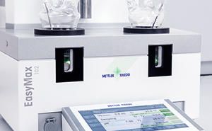 Automated Lab Reactor Control
