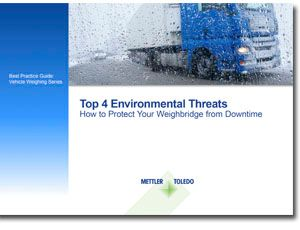 Top 4 Environment-Related Truck Scale Problems, 1 Solution