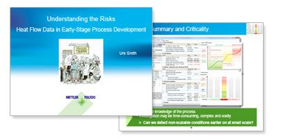 Process Development Heat Flow Data