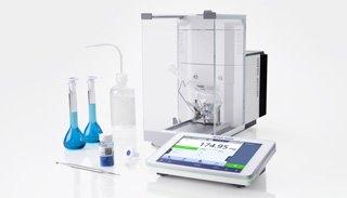 Laboratory Weighing